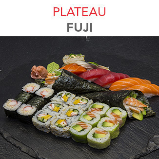 Plateau Fuji - 44.20€ / 29 Pcs / 2 Pers