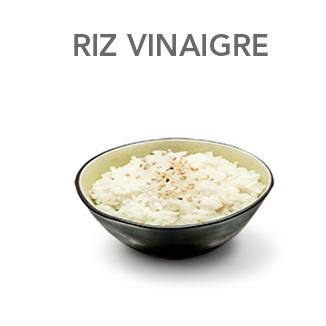 Riz Vinaigré - 2.00 €