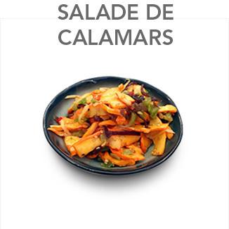 Salade de Calamars - 4.25 €