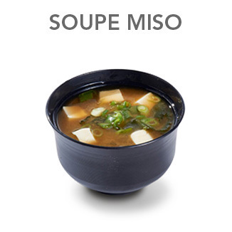 Soupe Miso - 2.80 €