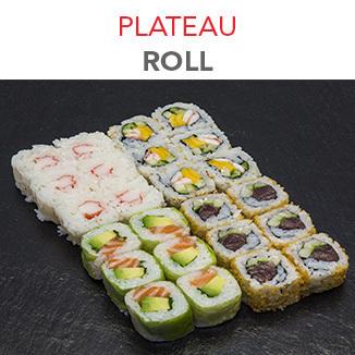 Plateau Roll - 20.70€ / 24 Pcs / 1 Pers
