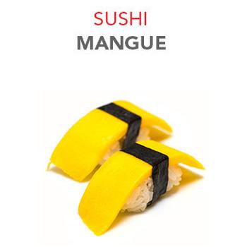 Sushi Mangue - 2.70€ / 2 Pcs