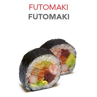 Futomaki Futomaki - 7.00€ / 5 Pce