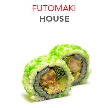 Futomaki House - 8.00€ / 5 Pce