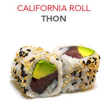 California Roll Thon - 5.60€ / 6 Pce