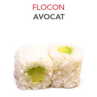 Flocon Avocat - 4.30€ / 6 Pce