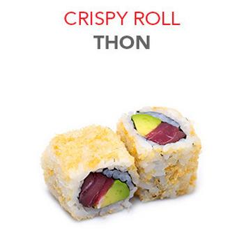 Crispy Roll Thon - 6.60€ / 6 Pce