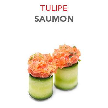 Tulipe Saumon - 1.90€ / Pce