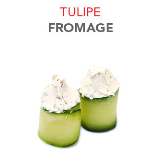Tulipe Fromage - 1.70€ / Pce