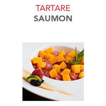 Tartare Saumon - 12.70€ / Pce