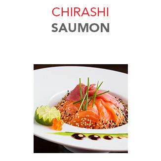 Chirashi Saumon - 13.60€ / Pce