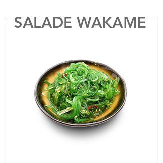 Salade Wakame 3.00 €