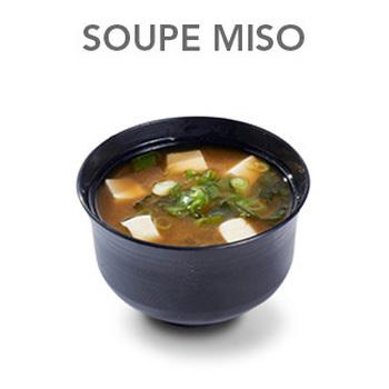 Soupe Miso - 2.50 €