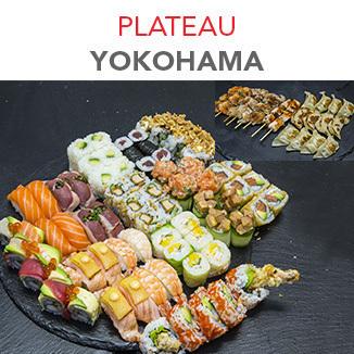 Plateau Yokohama - 111.80€ / 99 Pcs / 4 Pers