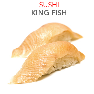 Sushi King Fish - 4.00 € / 2 Pcs