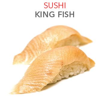 Sushi King Fish - 2 Pcs