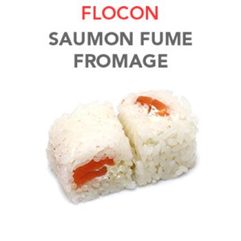 Flocon Saumon Fumé fromage - 5.80€ / 6 Pcs