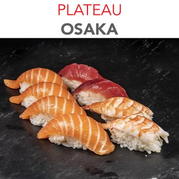 Plateau Osaka - 12.60€ / 8 Pcs / 1 Pers