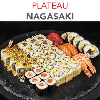 Plateau Nagasaki - 50.50€ / 43 Pcs / 2 Pers