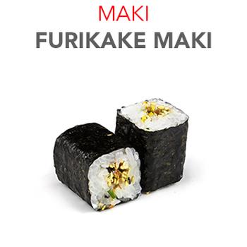 Maki Furikake maki - 3.90€ / 6 Pcs