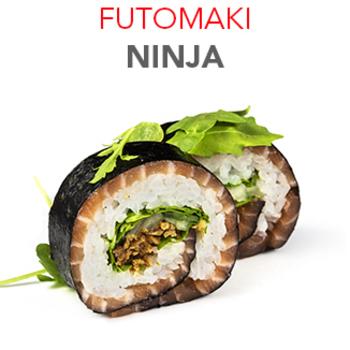 Futomaki Ninja - 9.00€ / 5 Pcs