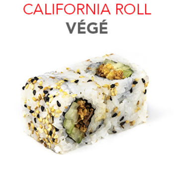 California Roll Végé - 4.50€ / 6 Pcs
