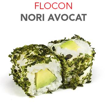Flocon Nori Avocat - 4.50€ / 6 Pcs