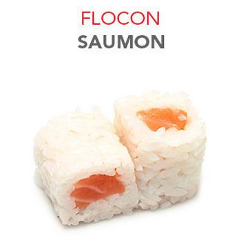 Flocon Saumon - 6 Pcs
