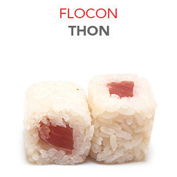 Flocon Thon - 6 Pcs