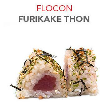 Flocon Furikake thon - 6 Pcs