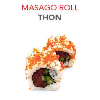 Masago Roll Thon - 6 Pcs