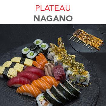 Plateau Nagano - 49 Pcs / 3 Pers