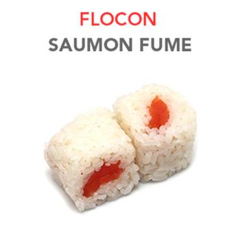 Flocon Saumon Fumé - 6 Pcs