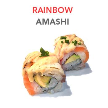 Rainbow Hamashi - 8 Pcs