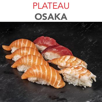 Plateau Osaka - 8 Pcs / 1 Pers