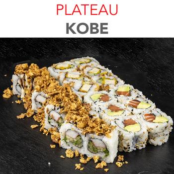 Plateau Kobe - 20 Pcs / 1 Pers