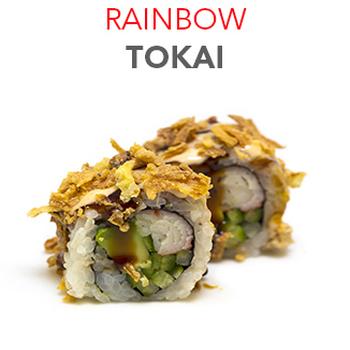 Rainbow Tokai - 8 Pcs